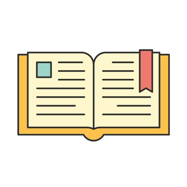 図版を用いたブランドブック